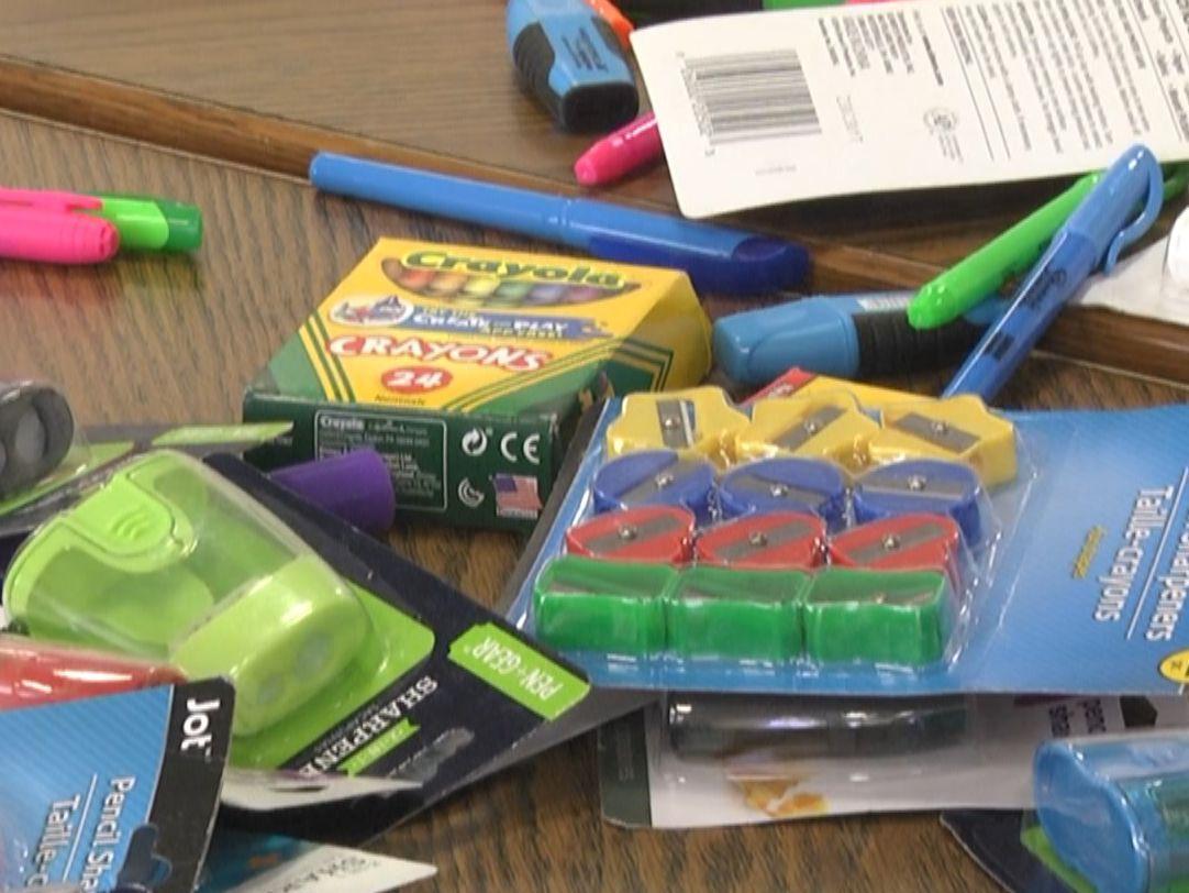 Diamond Children's Medical Center hosting school supply drive