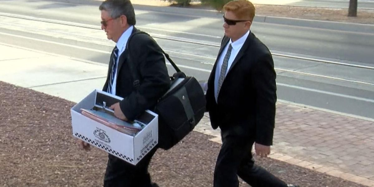 TRIAL: Jury selected for BP agent's trial