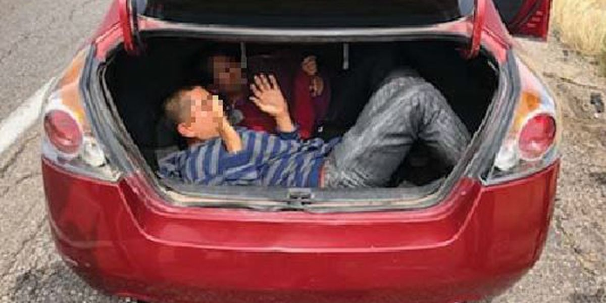 Human smuggling attempt stopped by BP agents
