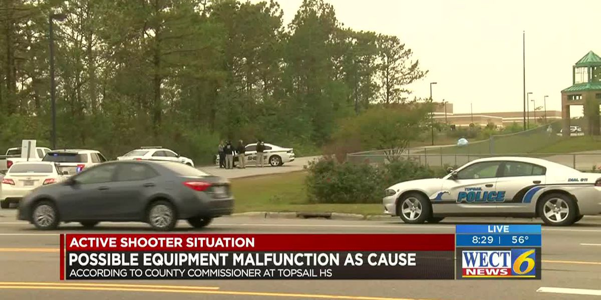 Officials believe malfunctioning water heater is source of 'gunfire' sound