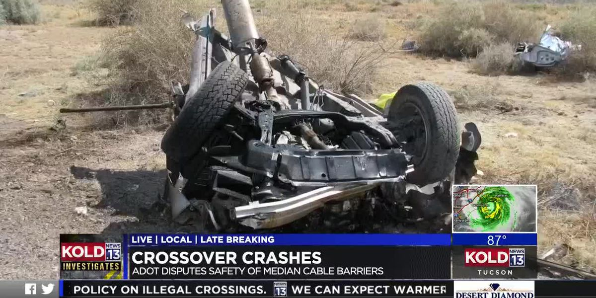 KOLD Investigates: Is ADOT putting lives at risk on I-10?