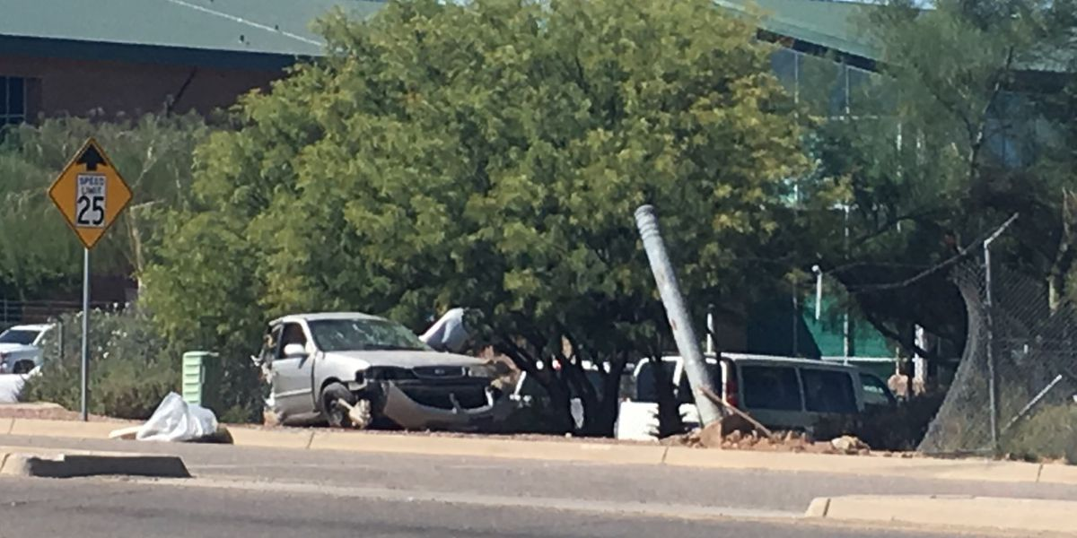 TPD investigating fatal single-vehicle collision on Swan and Golf Links