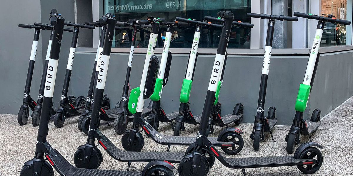 City of Tucson, companies hosting e-scooter demonstration