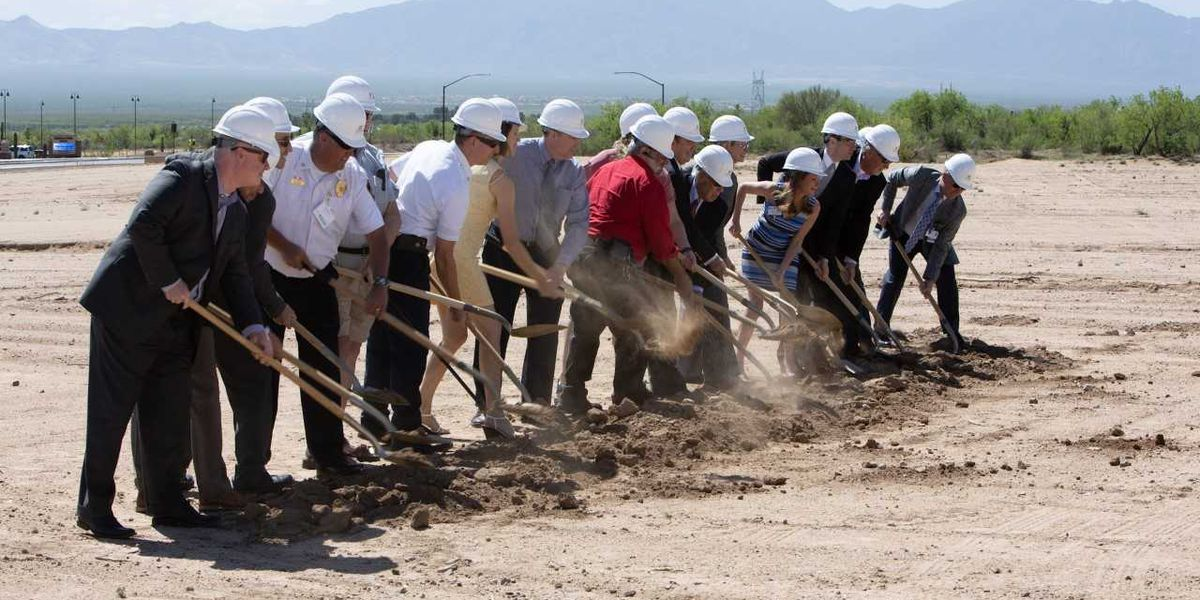 Northwest Healthcare breaks ground on third hospital