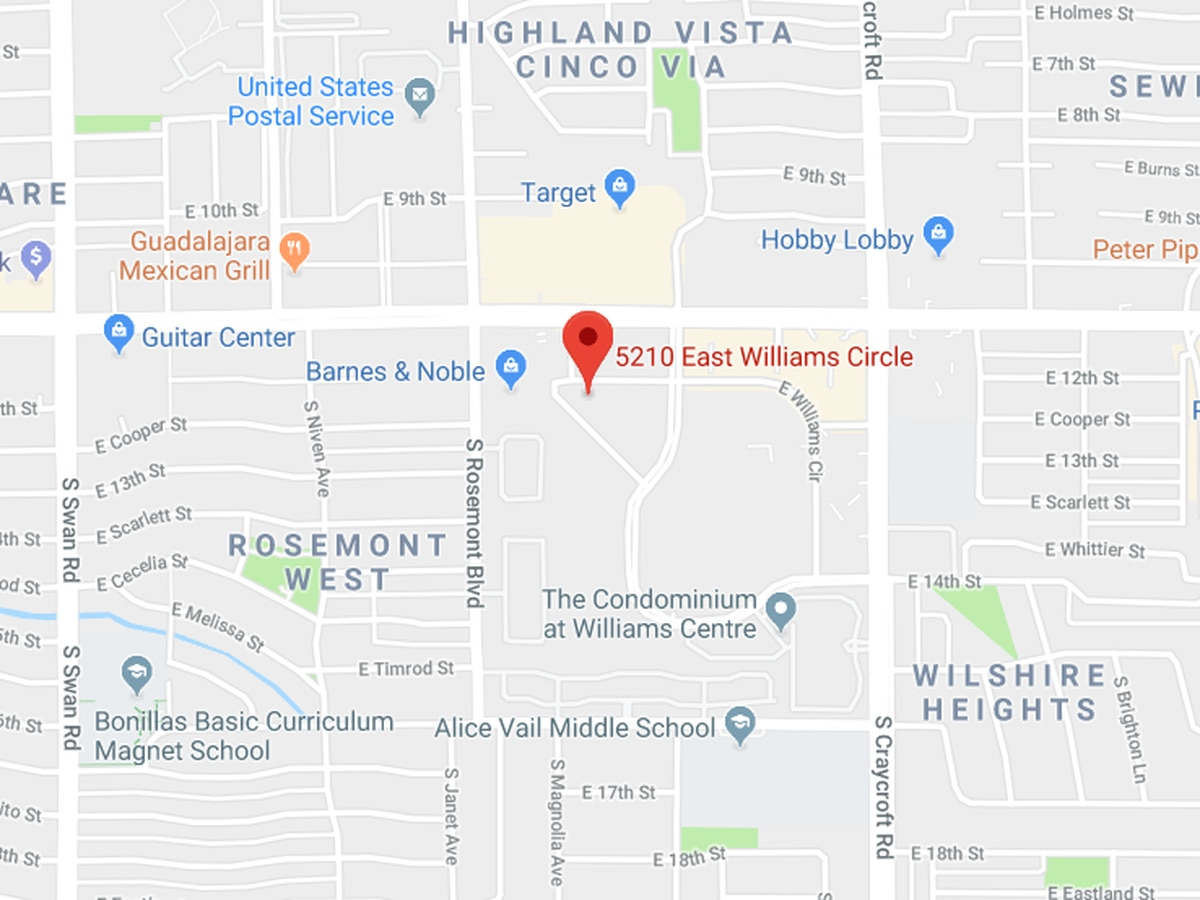 Fatal shooting in east Tucson
