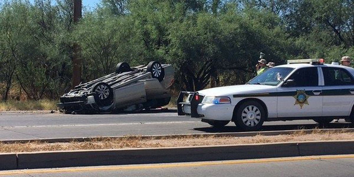 UPDATE: Valencia Road reopens after serious crash west of Tucson