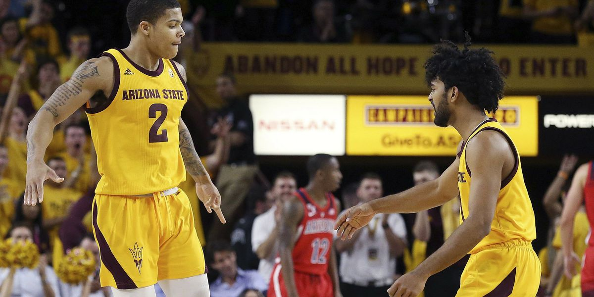 BEAR DOWN: Martin's career-high 31 leads Sun Devils past Wildcats