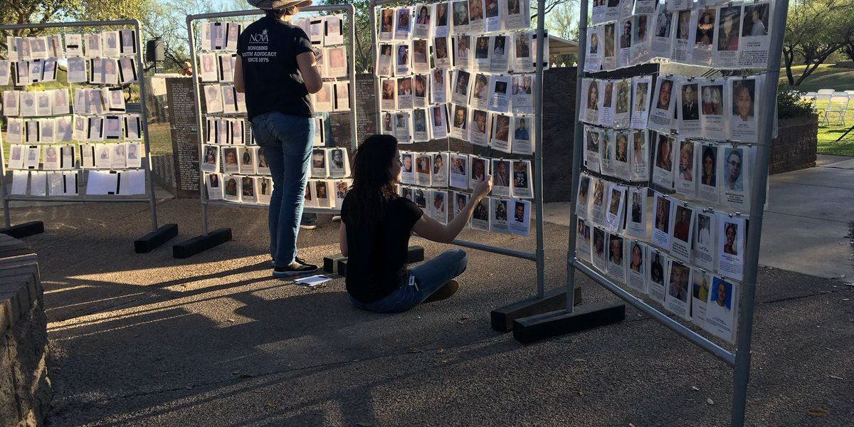 Homicide Survivors vigil provides hope in the healing process
