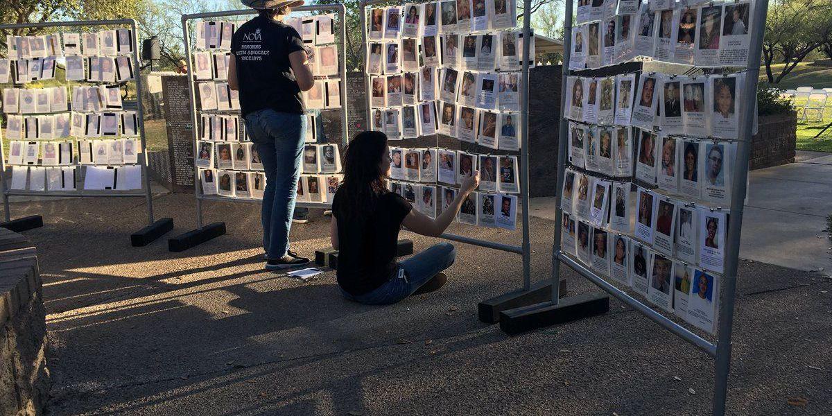 Homicide Survivors vigil provides hope in the healing process