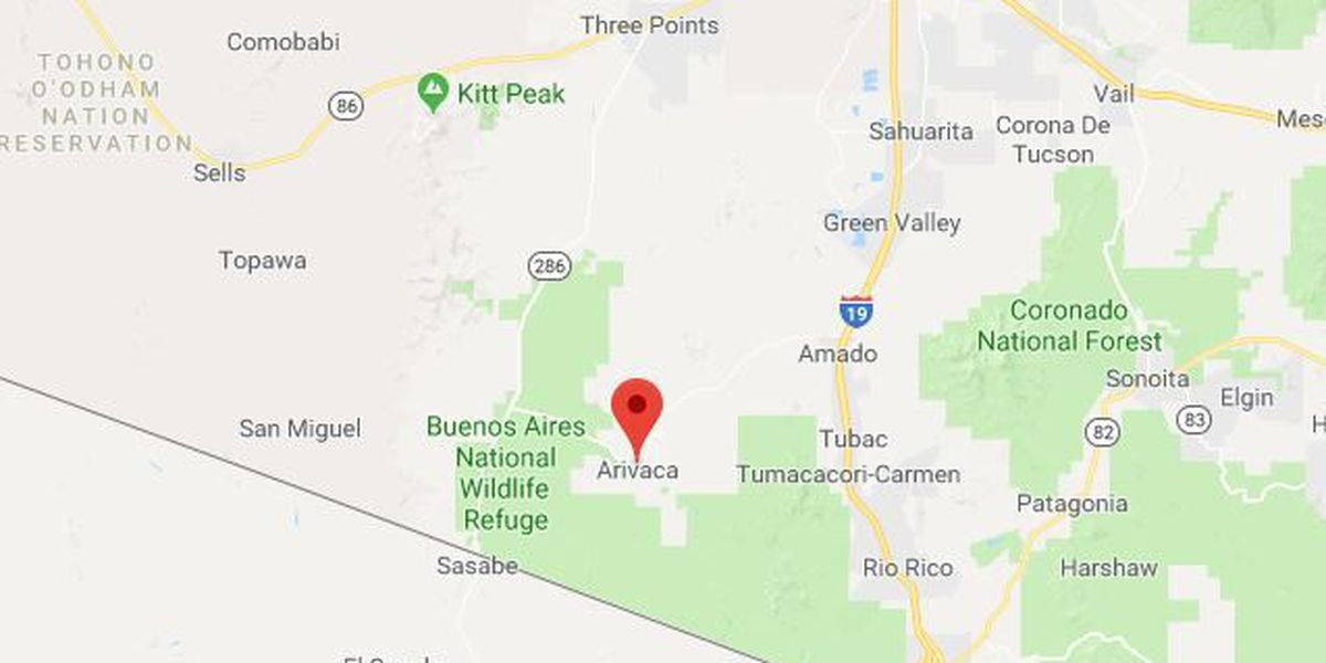 UPDATE: Border Patrol agent injured in shooting, attack south of Tucson