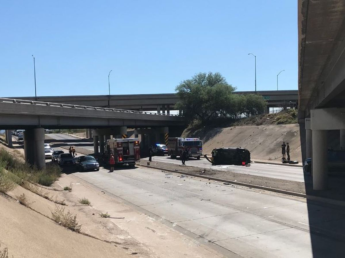 UPDATE: Ajo Way open again after serious crash