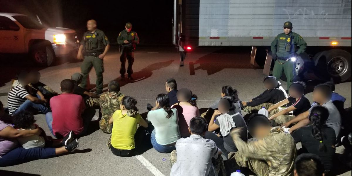 Report: CBP apprehends record number of migrants