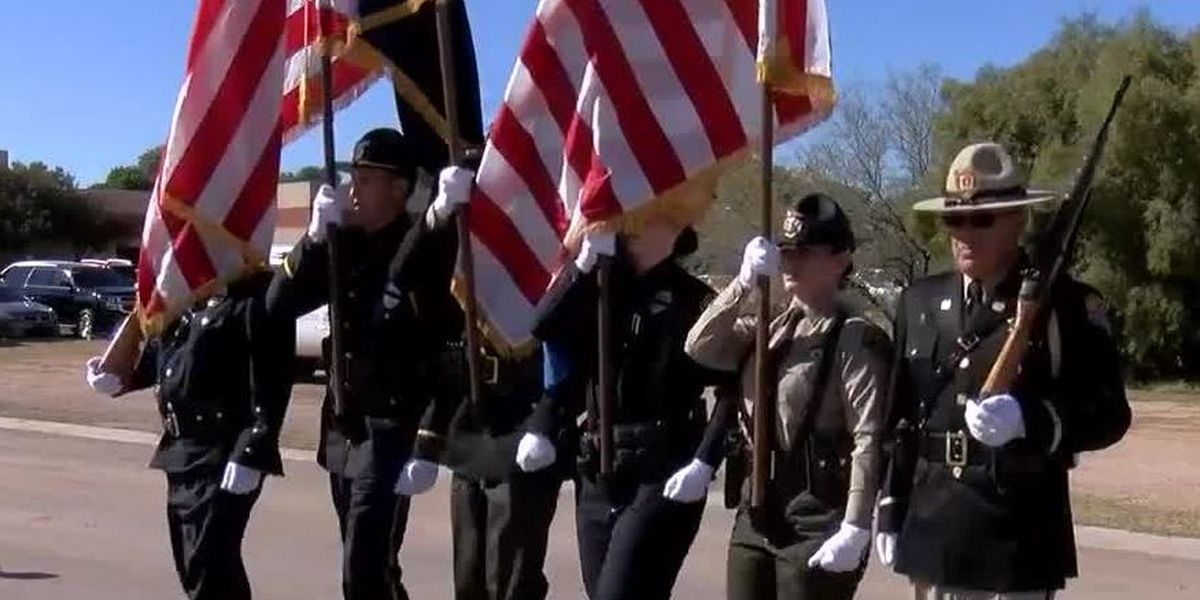 Honor Guard Academy in Tucson