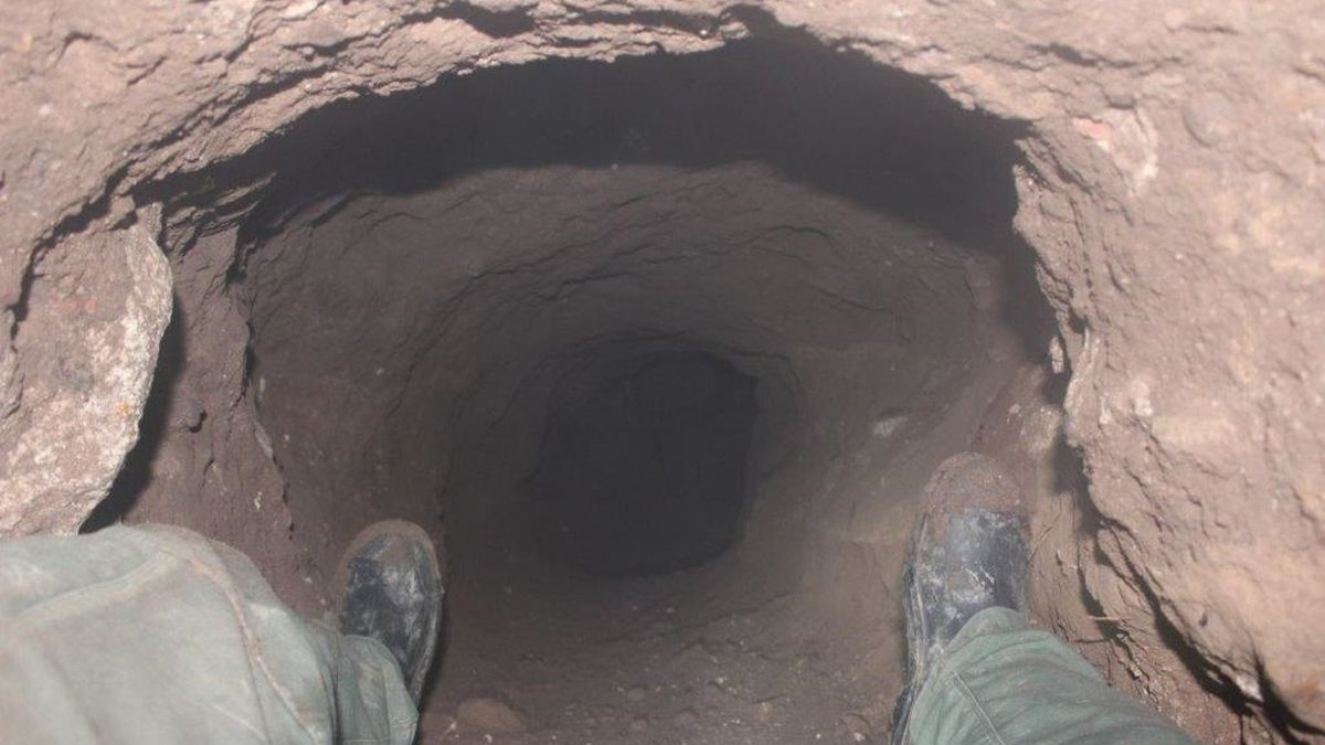 Border agents find smuggling tunnel in Nogales