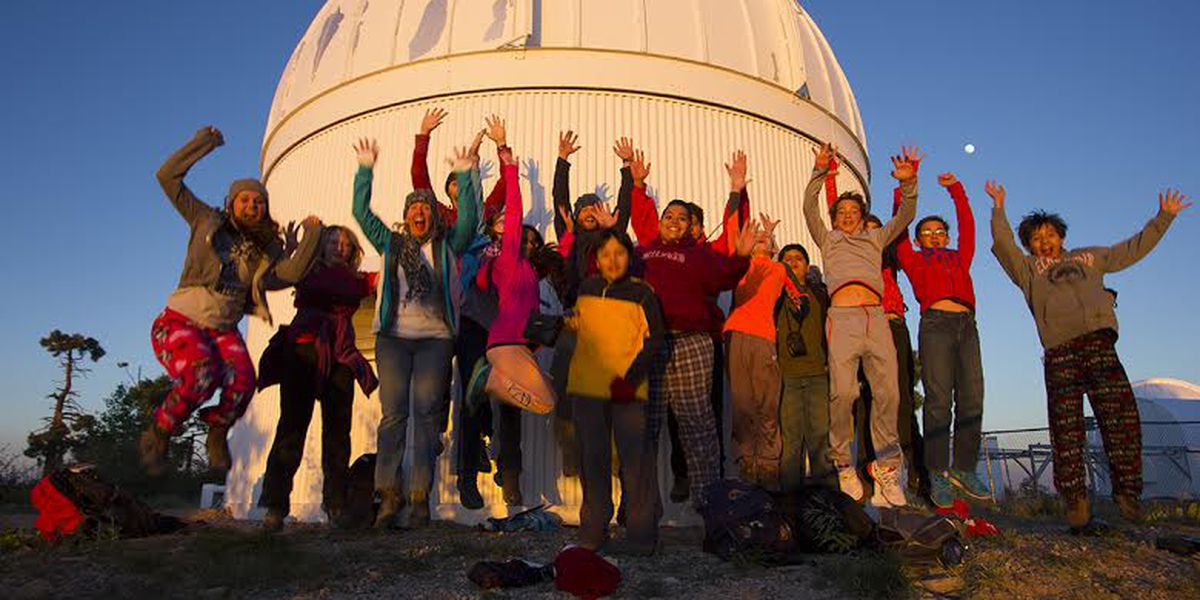 Earth camp remembers Columbia astronaut, parents