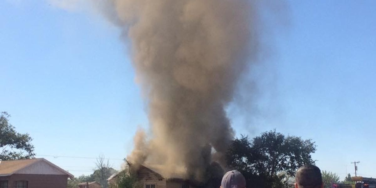 No injuries in Douglas house fire Sunday morning