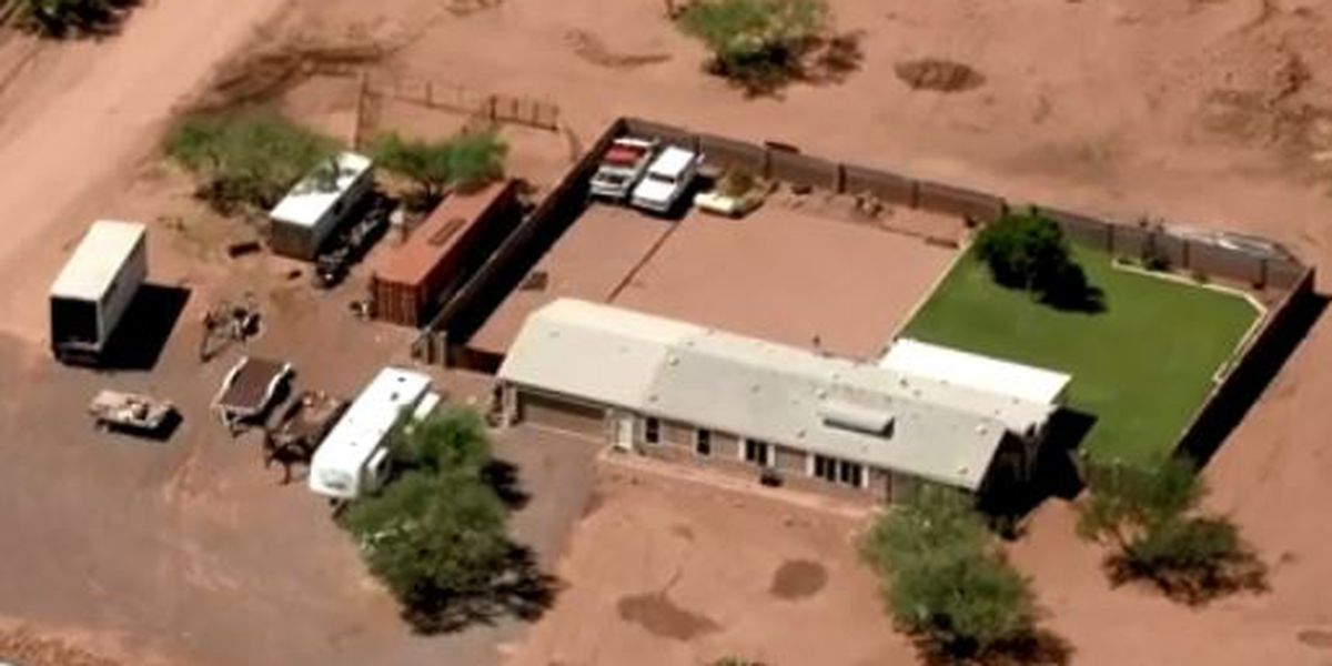 Tonto Basin reacts to Barksdales capture