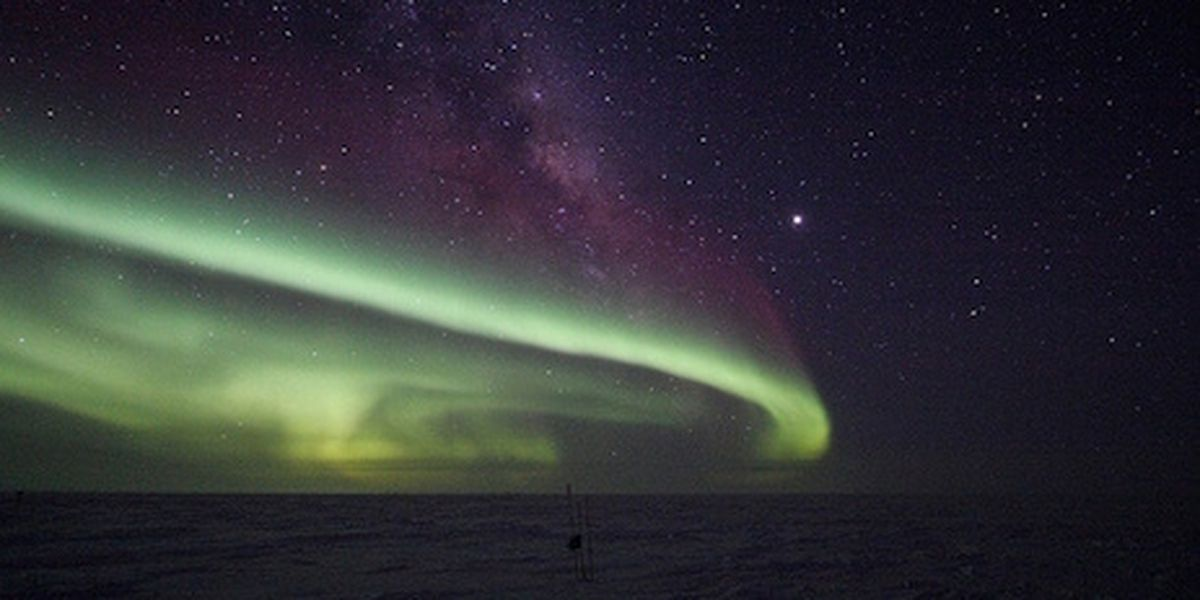 Northern lights to dip into America's heartland this weekend