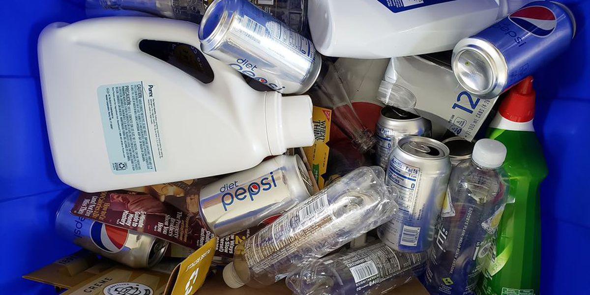 Tucson to implement three-strike rule, fines on recycling program