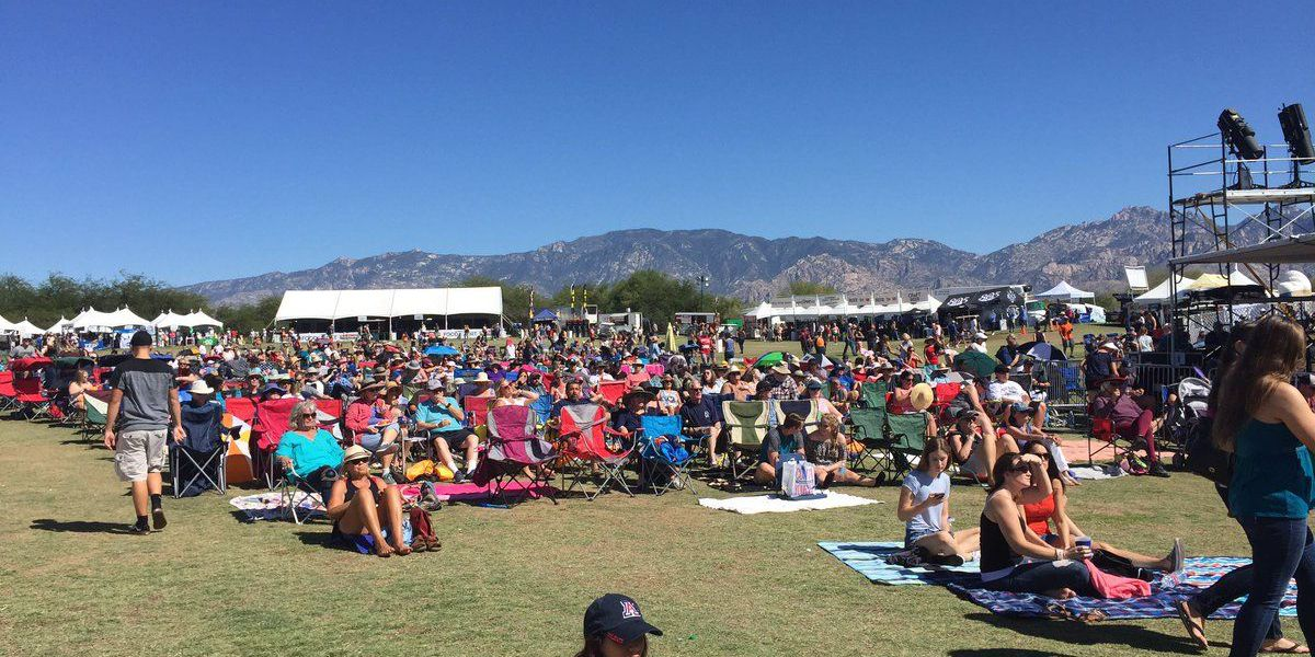 Oro Valley Music Festival attracts fans from all over the U.S.