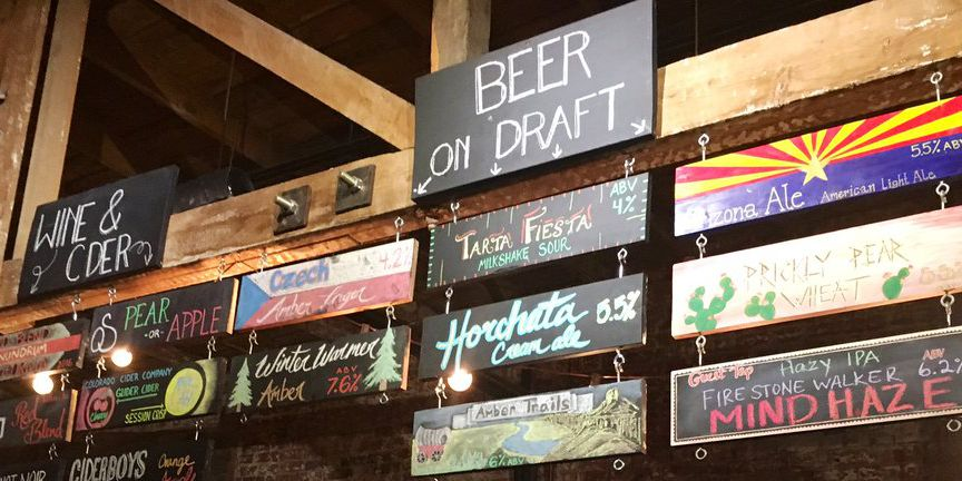 Plans to expand business across the border on hold for Tucson brewery during shutdown