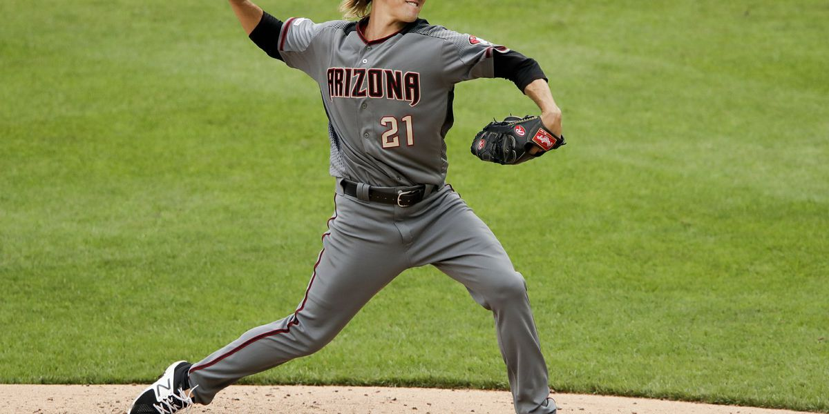Greinke leads Diamondbacks past Pirates for 4-game sweep