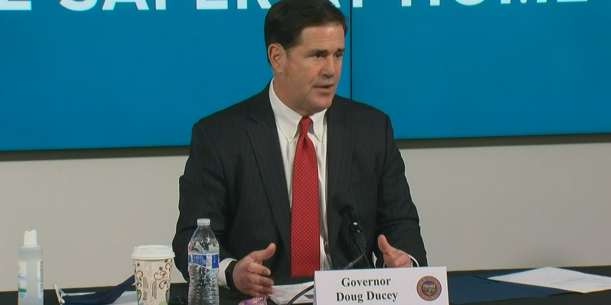 Gov. Ducey calls on Congress to act as federal unemployment benefits expire