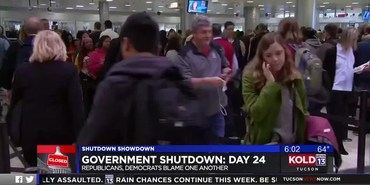 Furloughed federal workers file for unemployment, run into roadblocks