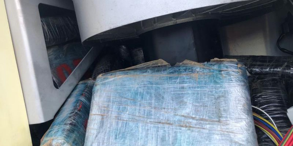 CBP officers seize $1.5 million of cocaine from the Dominican Republic