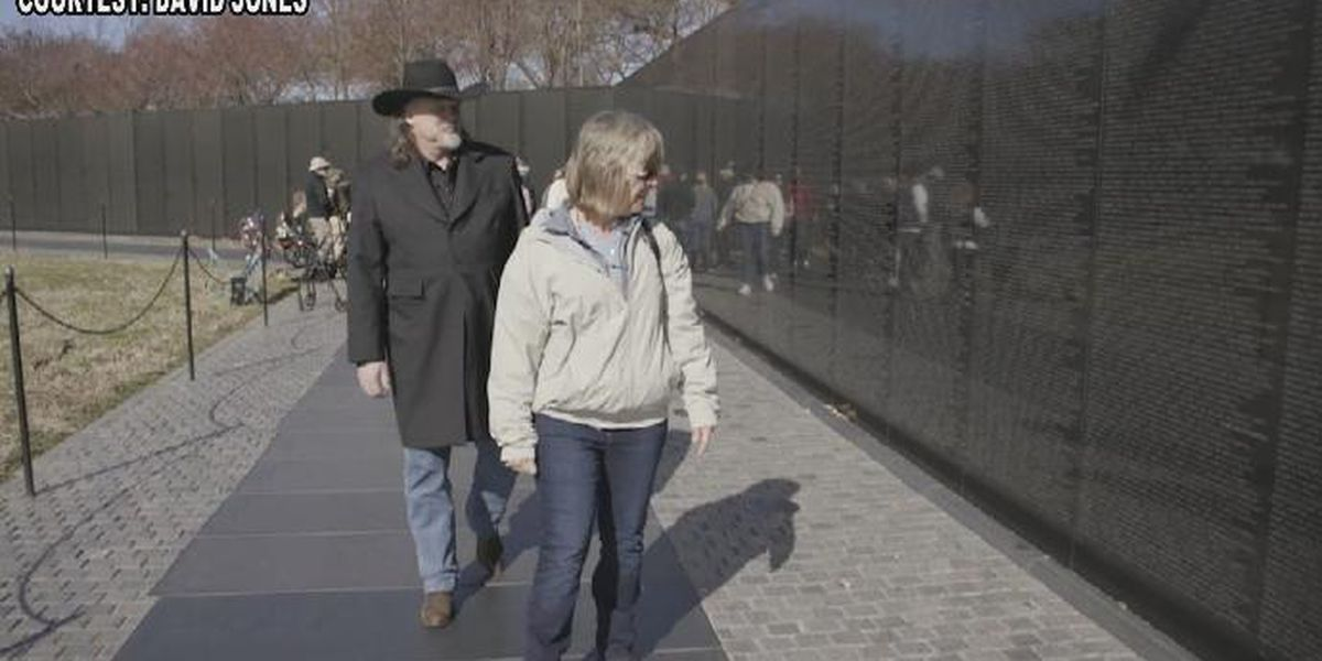 Mich. woman fights to get her father's name on Vietnam Memorial Wall