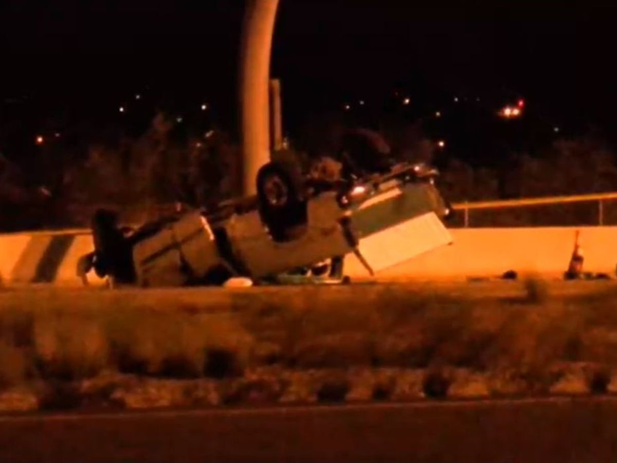 DPS: Driver dies in rollover crash on I-19