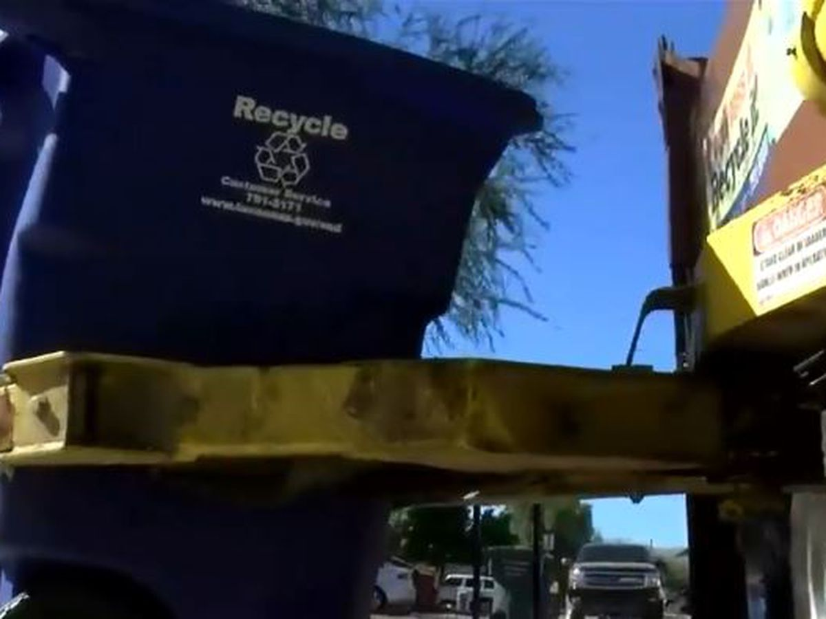 KOLD INVESTIGATES: Recycling wrong is actually costing the city money