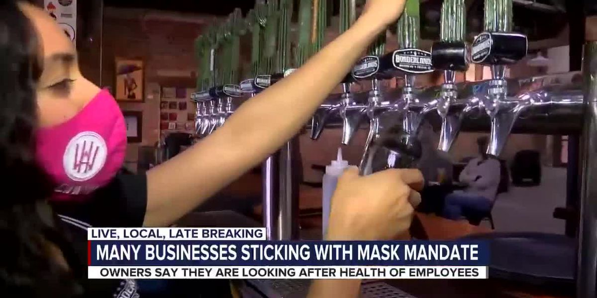 Local bar will still enforce masks and social distancing rules despite executive order