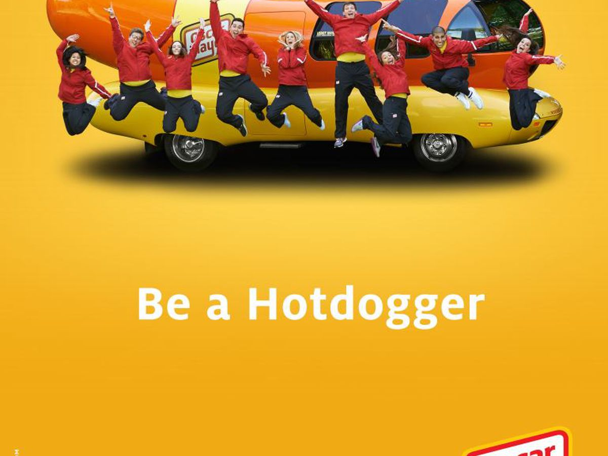 Oscar Mayer in search of next 'hotdogger'