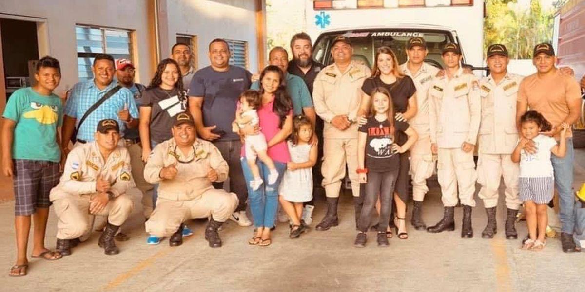 Family living in Honduras shares impact of COVID-19, Eta and Iota