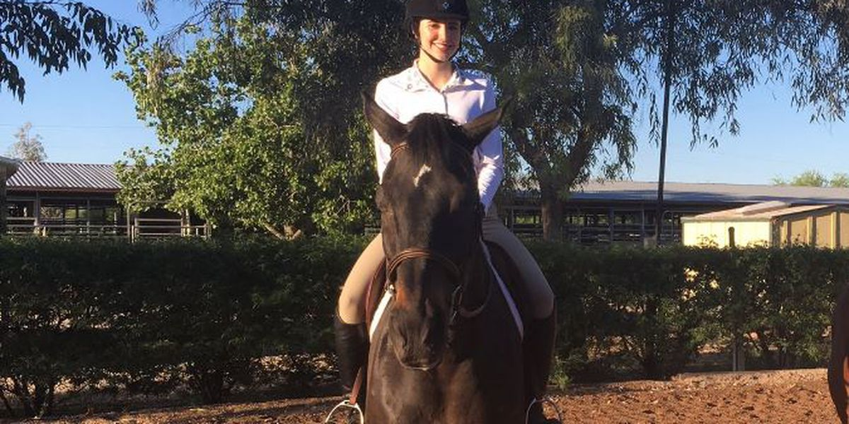UA equestrian rider heading to Nationals