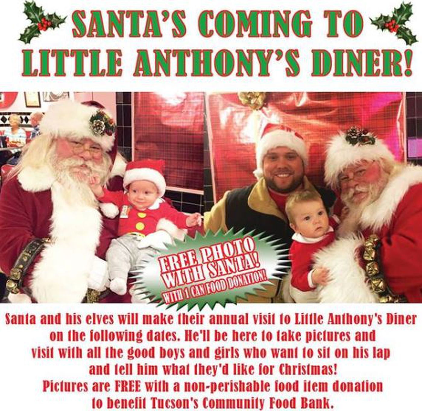 (Source: Little Anthony's Diner)