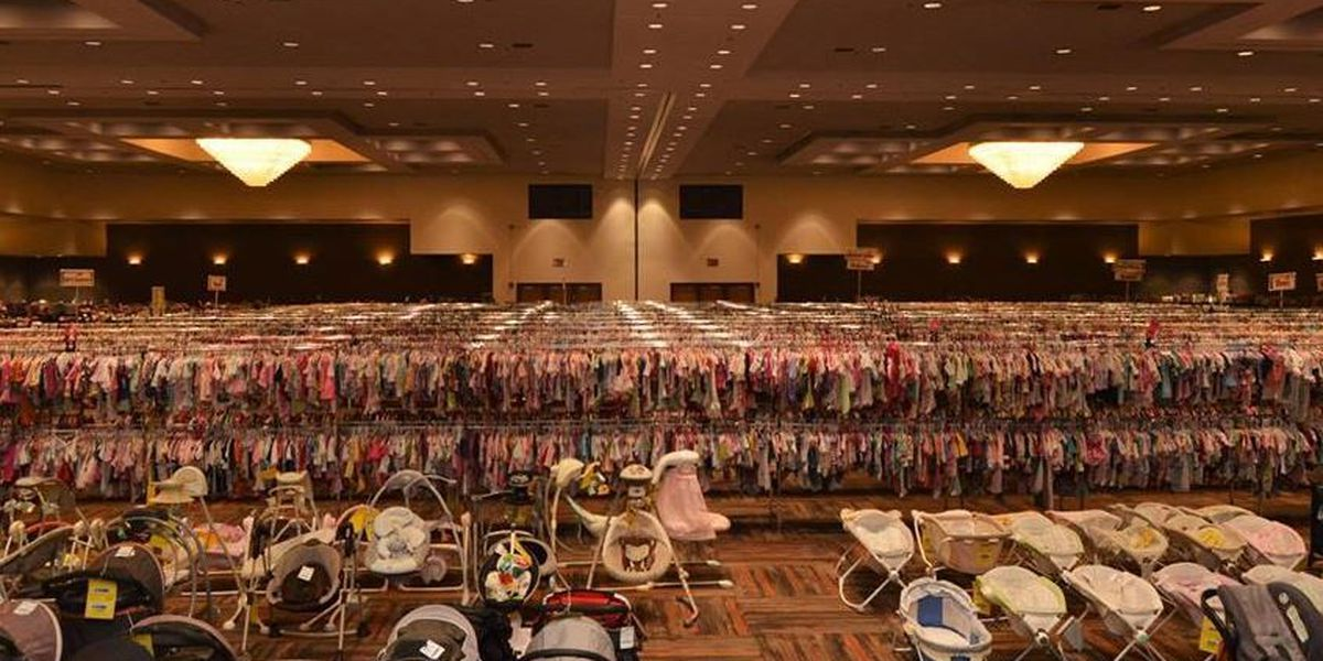 Just Between Friends consignment sale helps parents buy on a budget