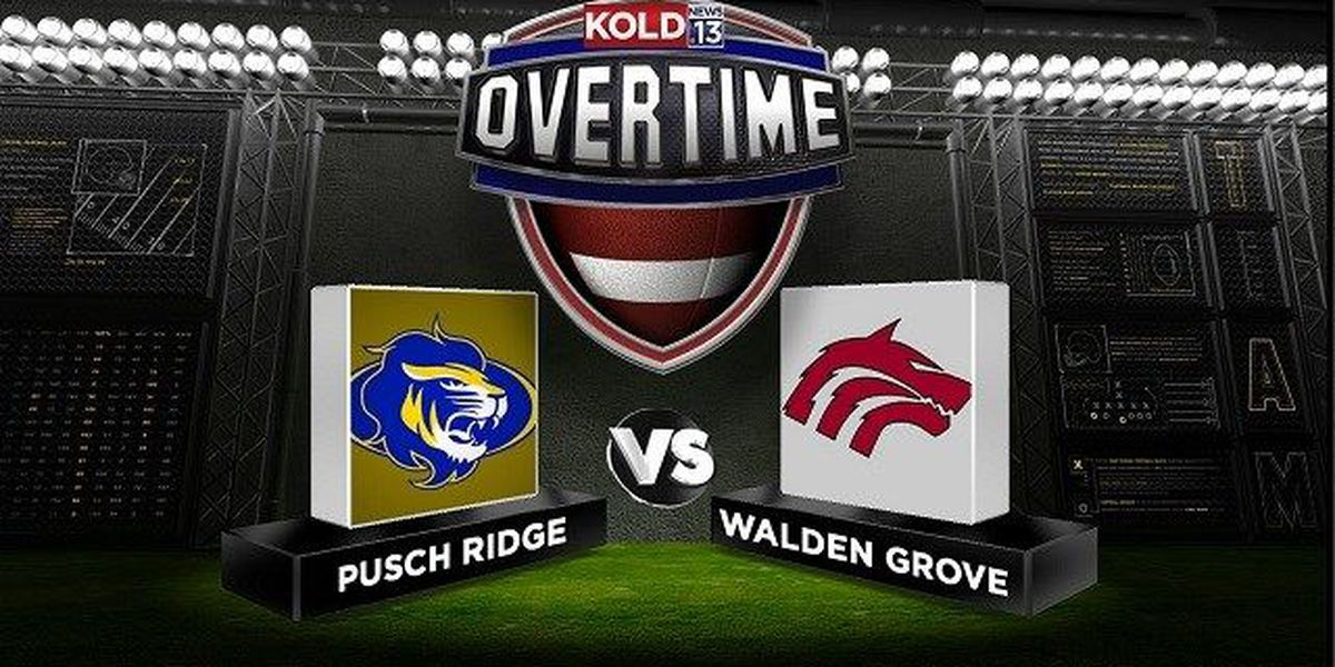 OVERTIME: Lions hunt down Red Wolves 37-7