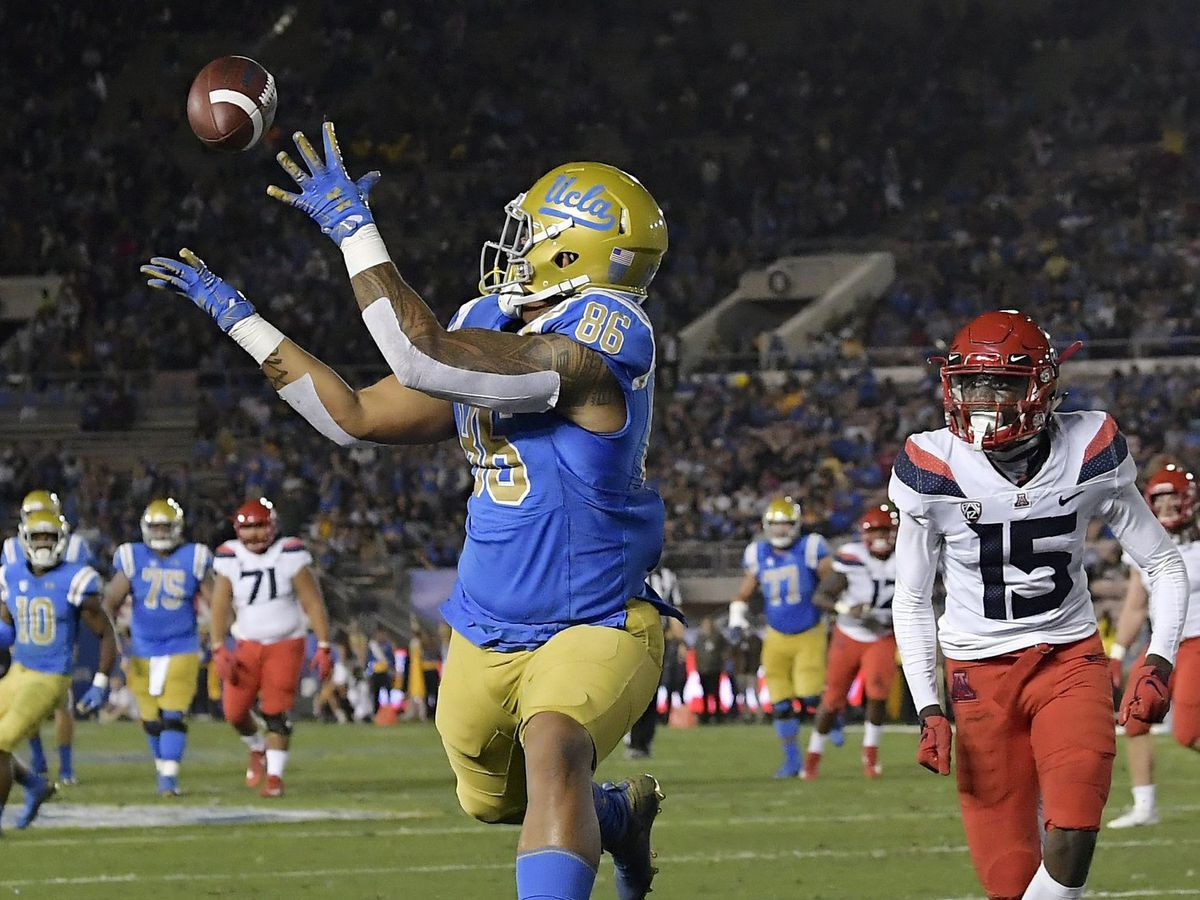BEAR DOWN: Bruins hold off fierce Wildcats' rally to win 31-30