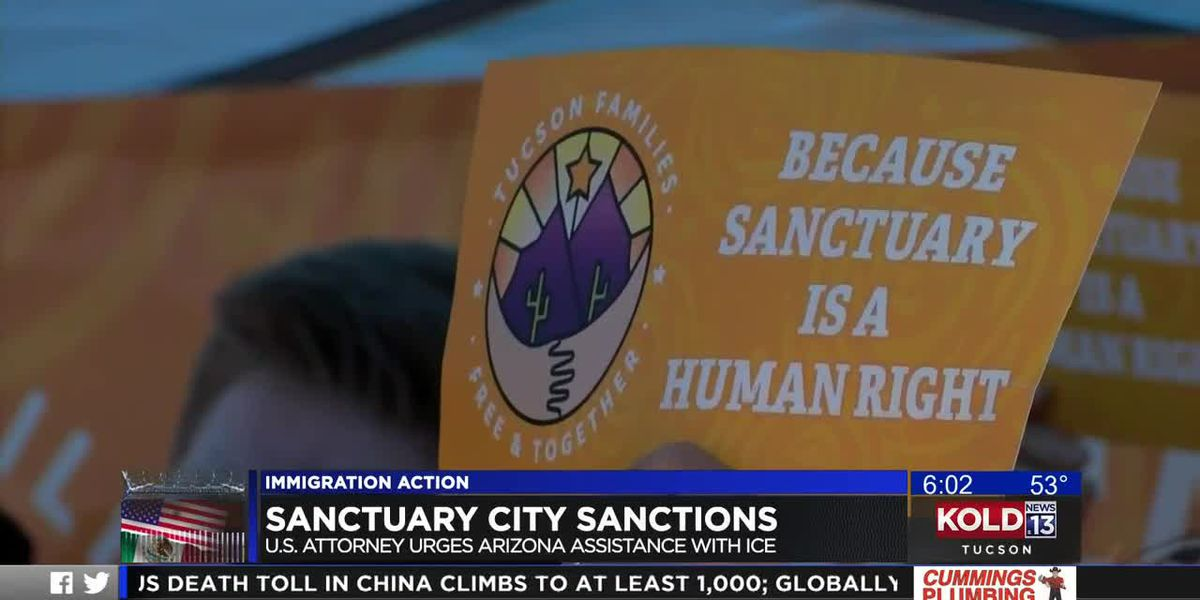 Sanctions on sanctuary cities