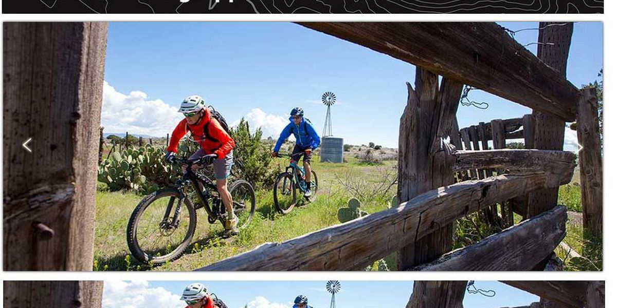 BLM releases new interactive mountain biking maps