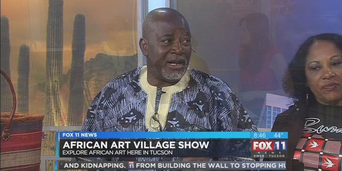 A unique opportunity at the African Art Village