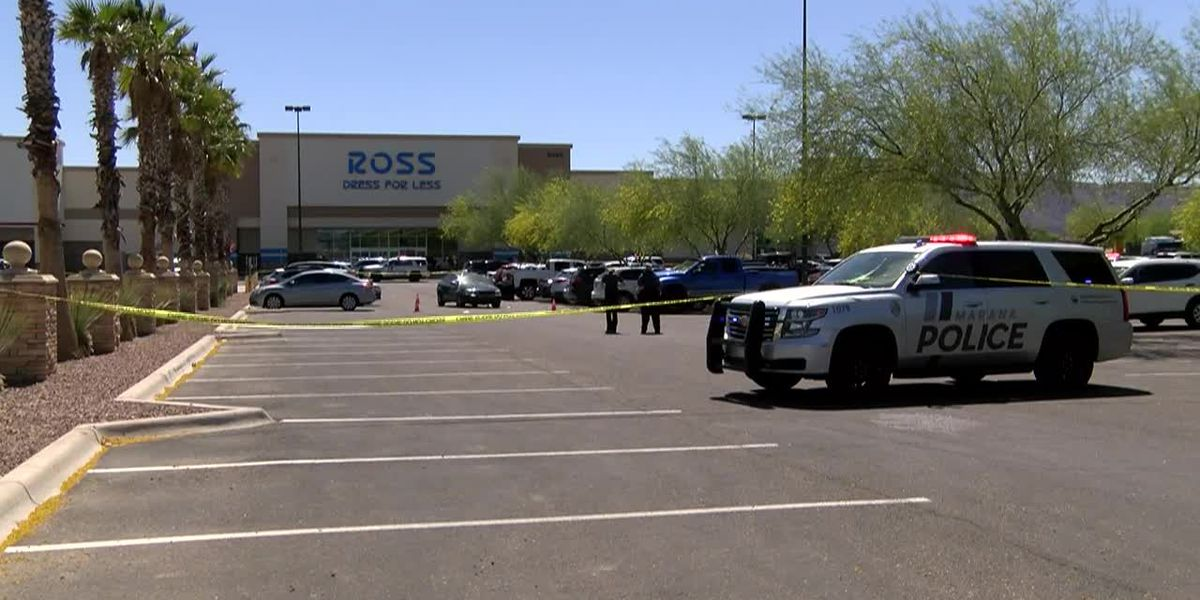 UPDATE: Marana police release details on Arizona Pavilions shooting, Saturday