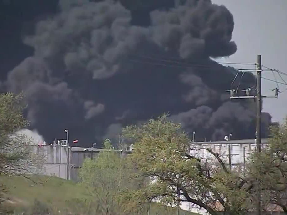 Plant leaked dangerous levels of chemicals into Houston Ship Channel, officials confirm