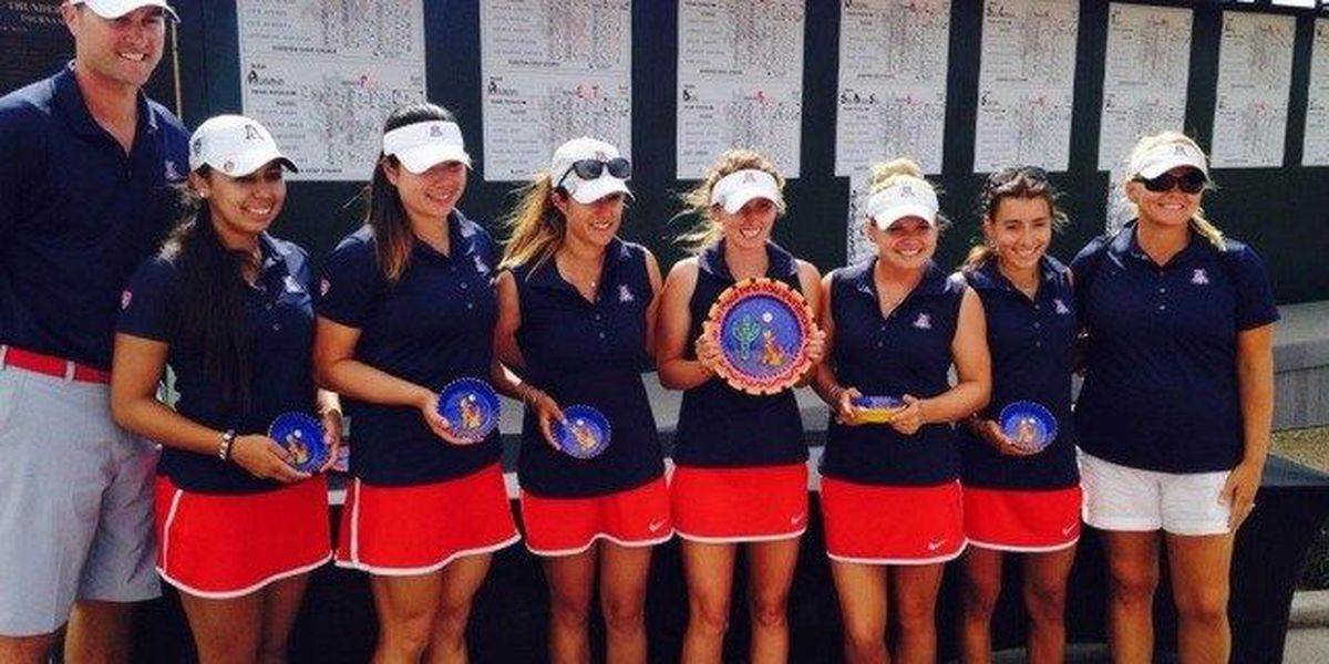 GOLF: Wildcats Win at PING/ASU Women's Invitational