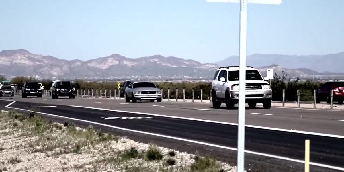 Pinal County sheriff: Driving in the left lane could cost you