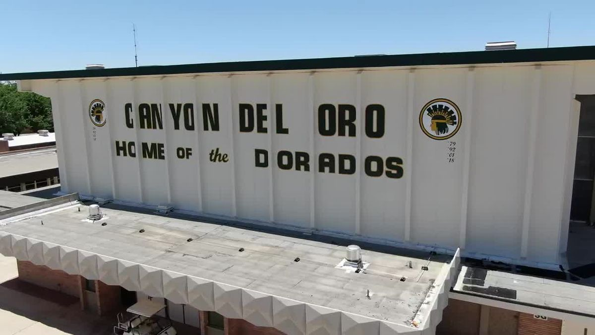 Canyon del Oro High School confirms positive COVID-19 case