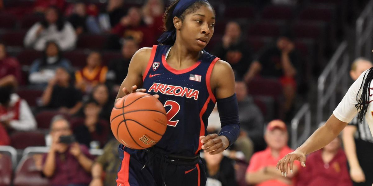 No. 18 Arizona outlasts Southern Cal 65-57