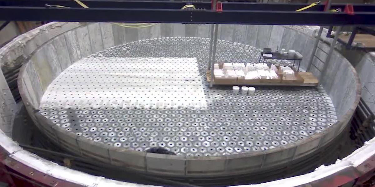 UArizona Giant Magellan Telescope getting closer to completion